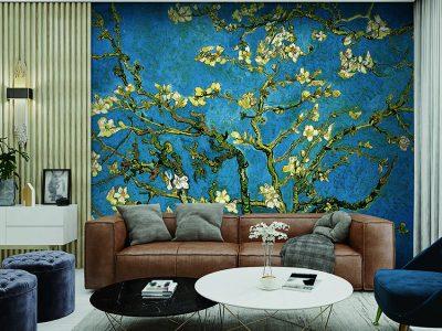 Almond Tree Wall Mural