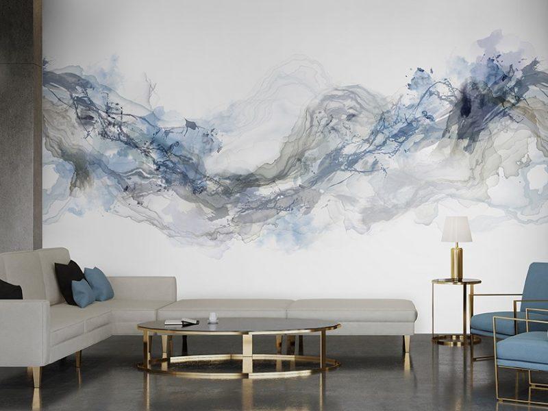 Liquid Wall Mural
